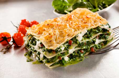 10 Health Benefits of Vegetable Lasagna (No.3 is Awesome!)