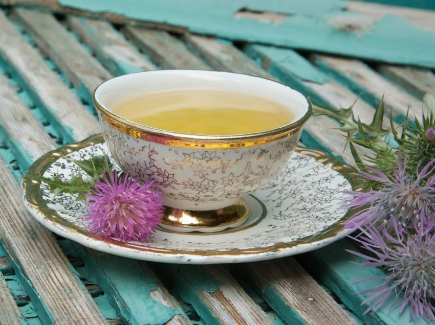 20 Health Benefits of Milk Thistle Tea (No.6 Works)