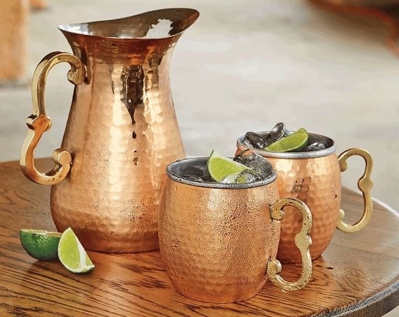 16 Health Benefits of Drinking Water from Copper Vessel