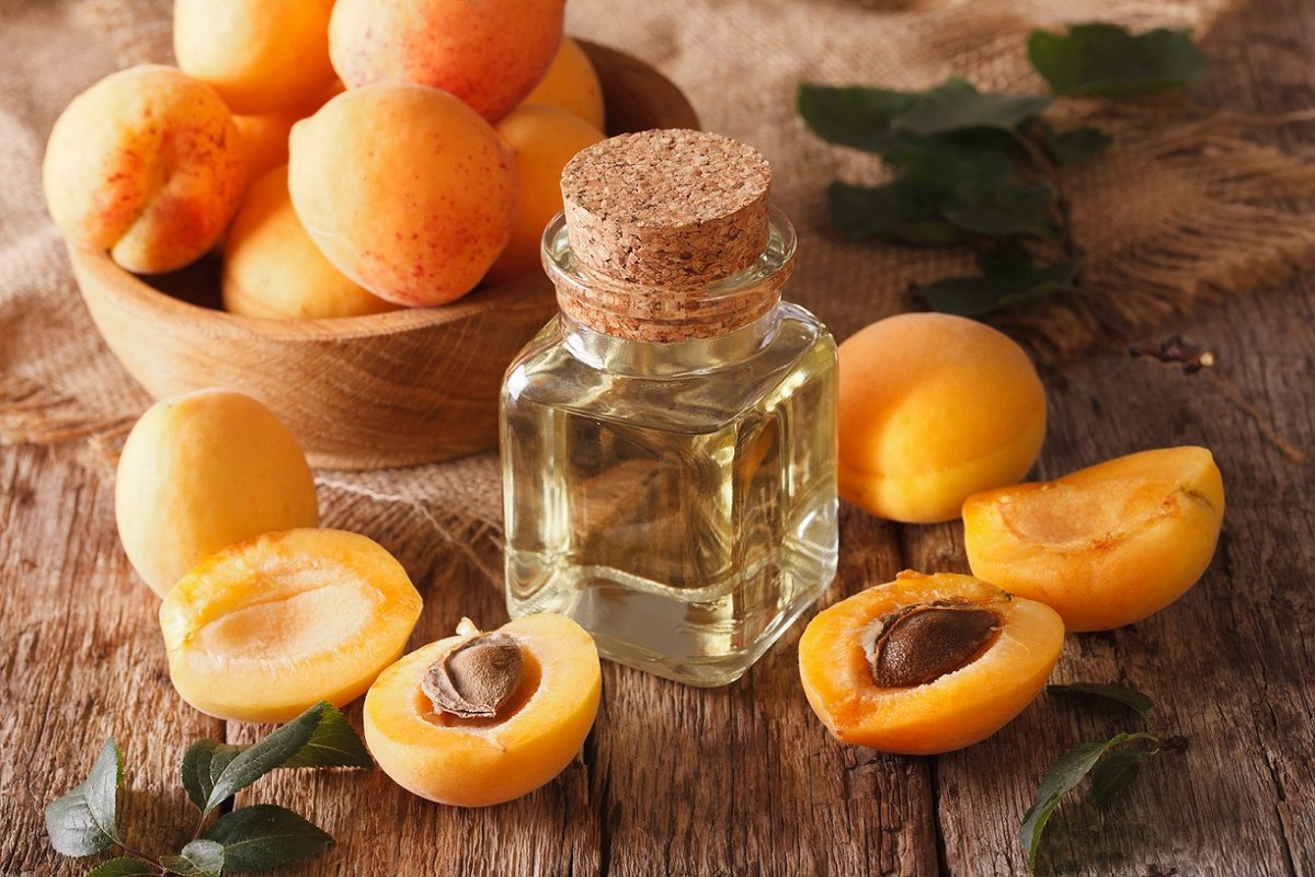 health benefits of apricot oil