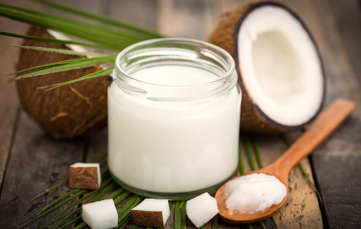 Helath benefits of Coconut Oil